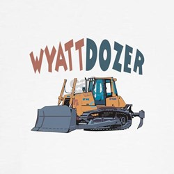 Wyattdozer the Bulldozer T