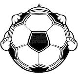 Soccer ball maternity Maternity