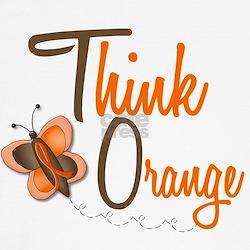 Think Orange 1 Butterfly 2 T