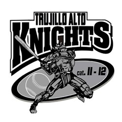 Knights Little Ligue Shirt