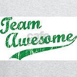 Team awesome Sweatshirts & Hoodies