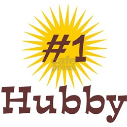 #1 Hubby Shirt