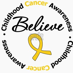 childhood cancer slogans | just b.CAUSE