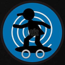Skateboarder Kid T