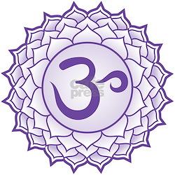 Crown Chakra Symbol Mousepads | Buy Crown Chakra Symbol ...