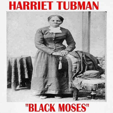 Harriet Tubman Dog T-Shirt by MyDreamAlive