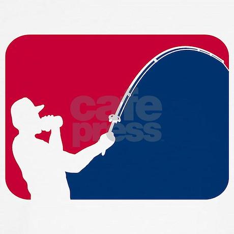 Major league fishing baseball jersey by fished for Major league fishing com