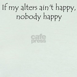 Happy alters T