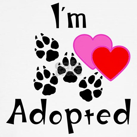 Adopted Dog Shirt