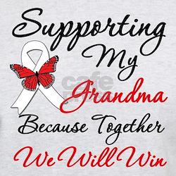 Cancer Support Grandma T-Shirt