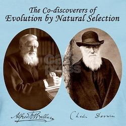 Wallace & Charles Darwin T-Shirt