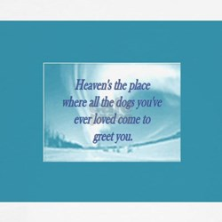 Dogs Heaven T