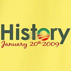 Obama History Inauguration 2009 T