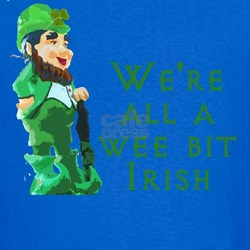 Cute Patrick day irish saint ireland st. patrick's wee T
