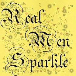 Real Men Sparkle Twilight T