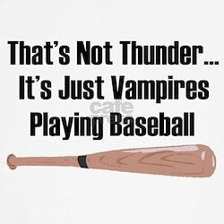 Vampire Baseball Shirt