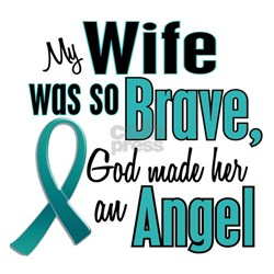 Angel 1 TEAL (Wife) Shirt