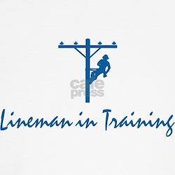 Lineman in Training T-Shirt