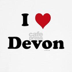 I love Devon T