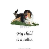 My Child is a Collie Mug
