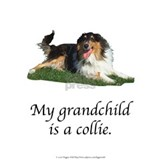 My Grandchild is a Collie Mug