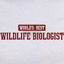 Worlds best Wildlife Biologis Tee