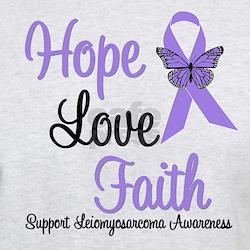 Hope Leiomyosarcoma T-Shirt