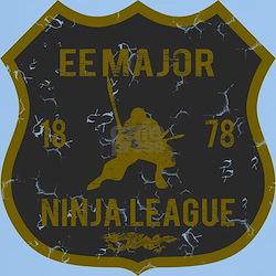 EE Major Ninja League T-Shirt