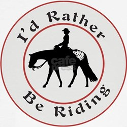 Appalossa Rather be Riding T