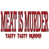 MEAT IS MURDER... Mug