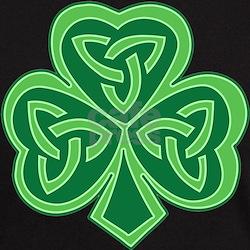 Celtic Knot Shamrock T-Shirt