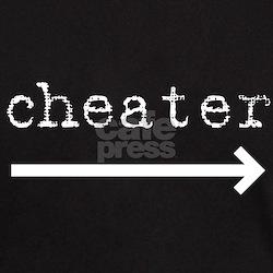"""Cheater (arrow)"" T-Shirt"