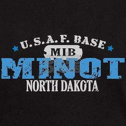 Minot Air Force Base T-Shirt