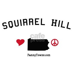 Squirrel Hill (PA) Pennsylva Shirt