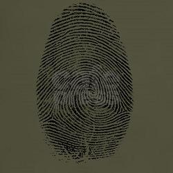fingerprint T-Shirt