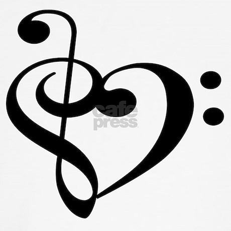 g clef heart tattoo  treble_bass_clef_heart_womens_tank_top.jp...