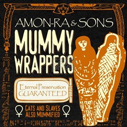 Mummy Wrappers T-Shirt