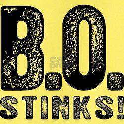 B.O. Stinks T