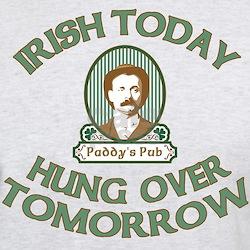 Funny Paddy's Pub T-Shirt