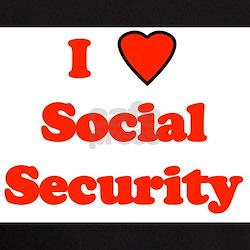 I love social security. T