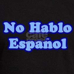 No Hablo Espanol T