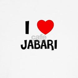I LOVE JABARI T