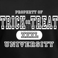 Trick or Treat University Shirt