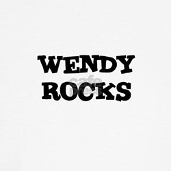 WENDY ROCKS Tee