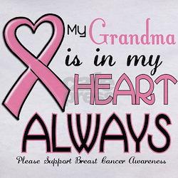 In My Heart 2 (Grandma) PINK Tee