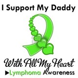 Lymphoma Support Daddy Mug