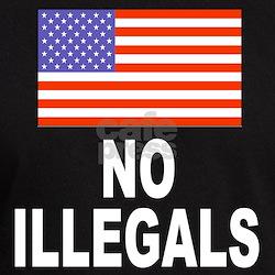 No Illegals Immigration T