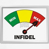 Infidel Tank Tops