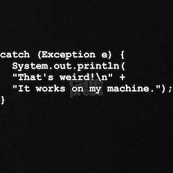 Java Programmer T-shirt T-Shirt