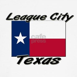 League City Texas T-Shirt